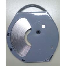 Стальная лента. Пластмассовая кассета. 20*0,7 50м (С202)