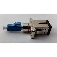 Адаптер LC(male) - SC (female) оптический