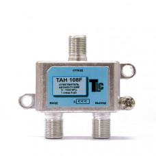 Ответвитель TAH 108F (1x08dB, 5-862MHz)