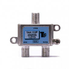 Ответвитель TAH 112F (1x12dB, 5-862MHz)