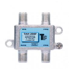 Ответвитель TAH 208F (2x08dB, 5-862MHz)
