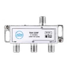 Ответвитель TAH 620F (6х20 dB, 5-1000MHz)