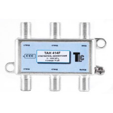 Ответвитель TAH 414F (4x14dB, 5-862MHz)