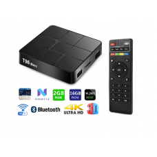 ТВ приставка Smart TV Box T96 Mars (4K Ultra HD, 2/8Gb, WiFi, Android 7.1)
