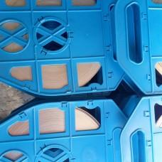 Стальная лента. Пластмассовая кассета. 19*0,7 50м, С201