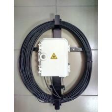 Кронштейн КПМ-02.1 универсальный для подвески кросс-муфт на опору (типа GJS, SNR, HTTB)