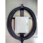 Кронштейн КПМ-02.1 универсальный для подвески кросс-муфт на опору (МКО-П1, GJS, HTTB, SNR)