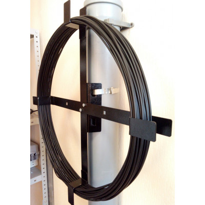 Каркас для запасов дроп-кабеля