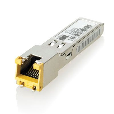 Модуль 1000 Base-T в mini GBIC Ethernet