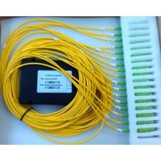 Ответвитель оптический 1х16, PLC SM, равномерный ,1260-1650 nm, 1 m, 3 mm, SCAPC BOX