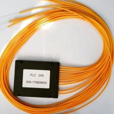 Ответвитель FTB SM, 2х9, корпус ABS, 1 m, 3,0 mm, неоконцованный, симметричный,1310/1550 nm
