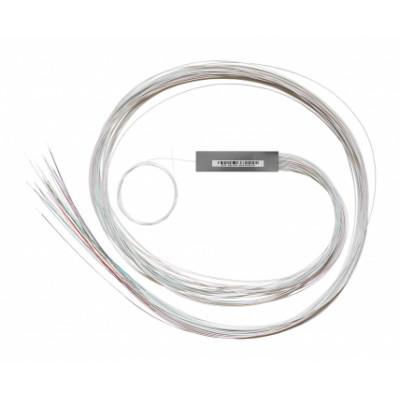 Ответвитель PLC 1х16 микро неоконц., 1-1,5 m, 0.9mm, SM, равномерный ,1260-1650 nm