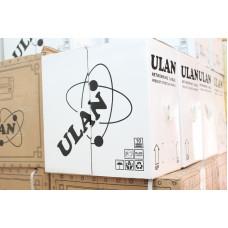 Кабель U/UTP ULAN 2x2x0.46 кат5e Cu 500м, одножильный, ПВХ