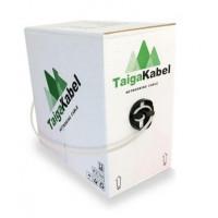 Кабель TaigaKabel U/UTP 5e 4x2x0,5 Cu Solid внутренний PVC 305m (маркировка GoodLine)