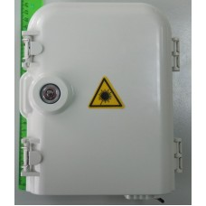 Муфта-кросс H208 (8SC адаптеров)