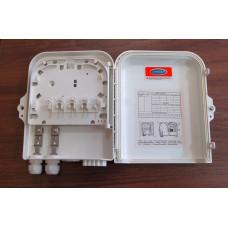 Муфта-кросс FTTH-FDB-08E 8SC портов