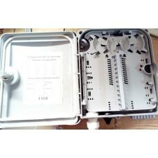 Муфта-кросс FTTH-FDB-12E 12SC портов