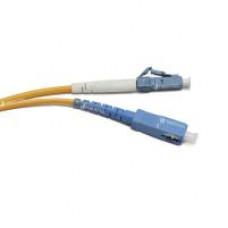 Патч-корд SC/UPC-LC/UPC simplex SM 7м