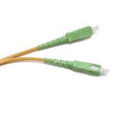 Патч-корд SC/APC-SC/APC simplex SM 3м