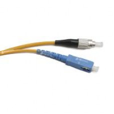 Патч-корд FC/UPC-SC/UPC simplex SM 15м