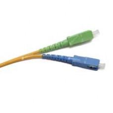 Патч-корд SC/APC-SC/UPC simplex SM 60м