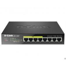 Коммутатор DL-DGS-1008P/D1A