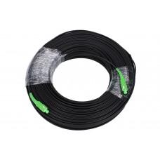 Абонентский подвесной дроп-кабель SCAPC, PE, 0,8кН, 100м